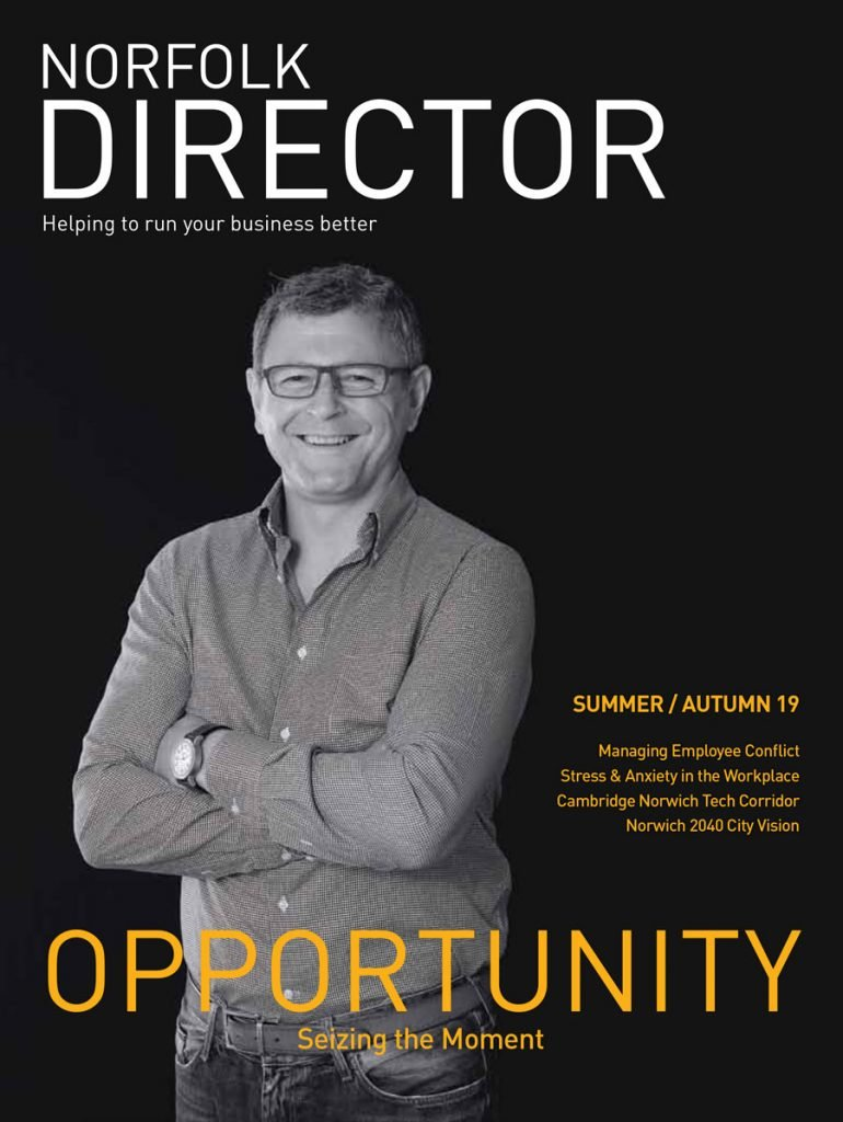 Norfolk Director Magazine