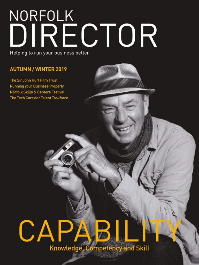 NORFOLK DIRECTOR MAGAZINES 19