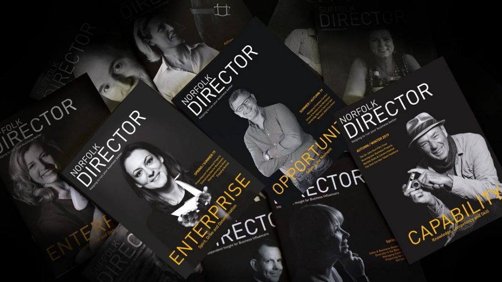 Norfolk Director Magazines