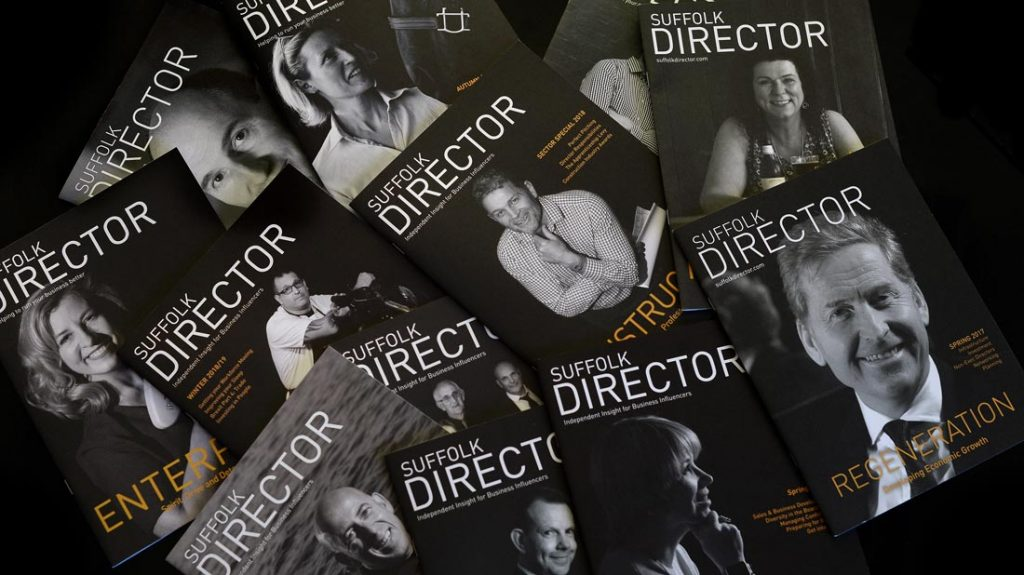 Suffolk Director Magazines