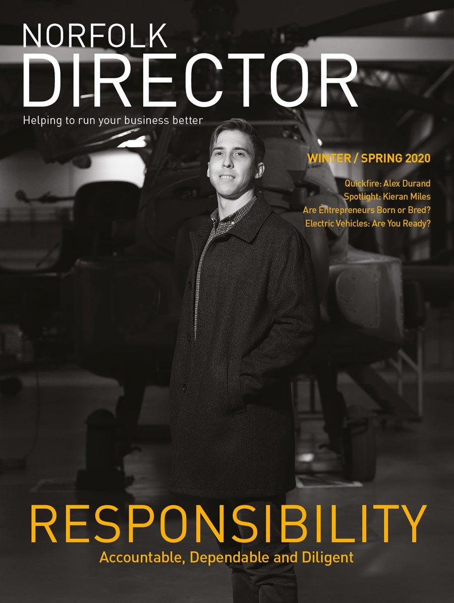 Norfolk Director Magazine