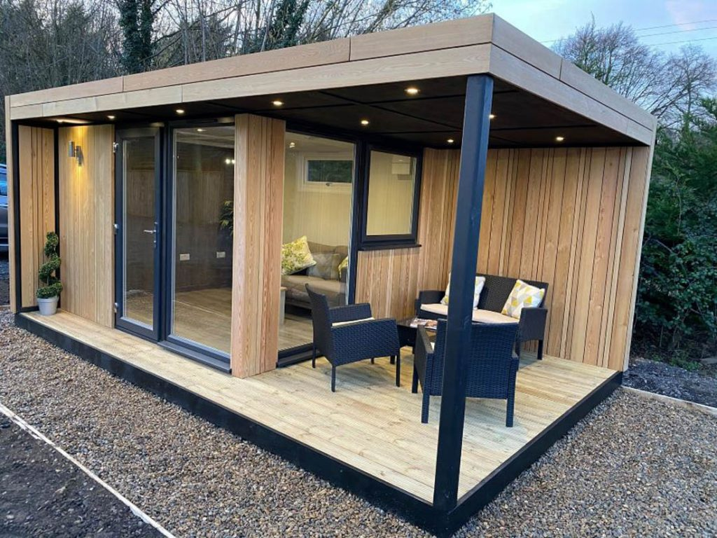 SMART GARDEN ROOMS, OFFICES & STUDIOS 2
