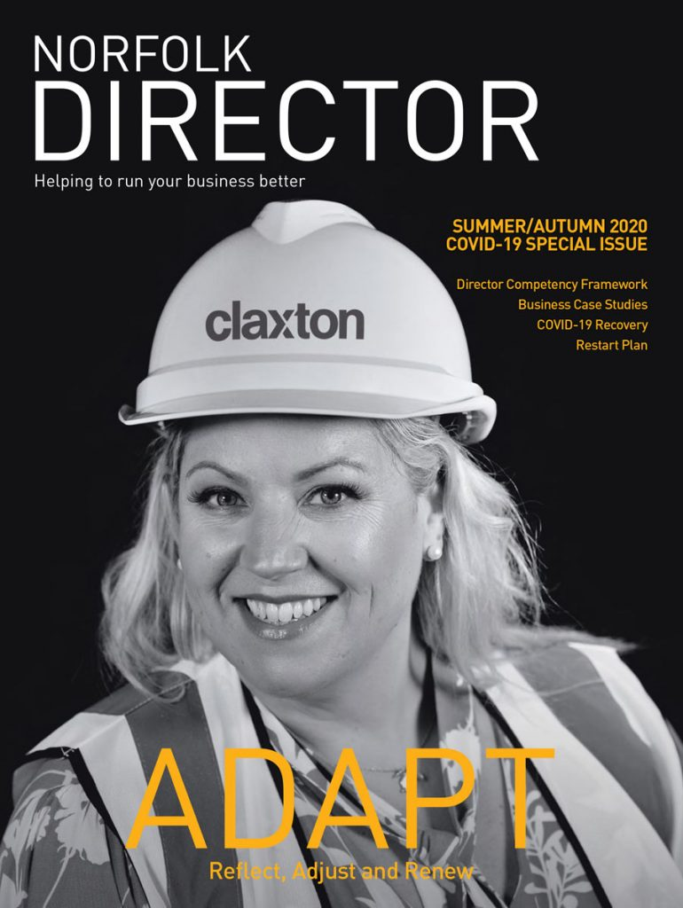 NORFOLK DIRECTOR MAGAZINES 13