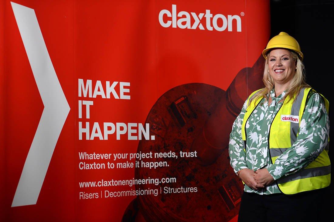 LEAD INTERVIEW: Laura Claxton, Claxton 13