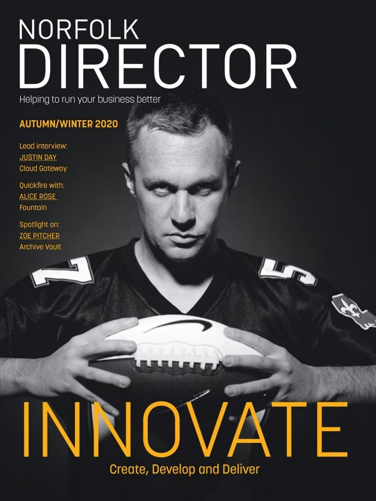 NORFOLK DIRECTOR MAGAZINES 9