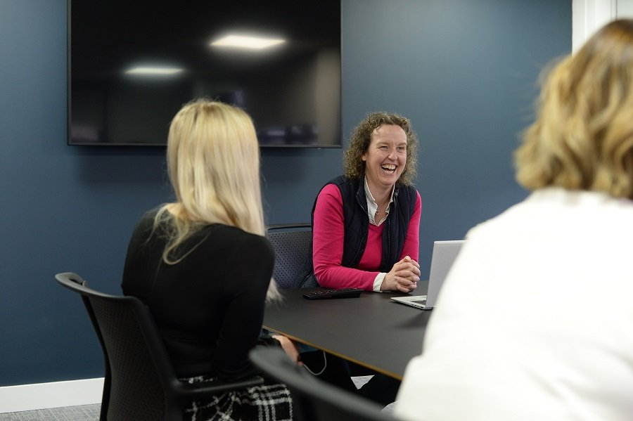 Lead Interview: Lorna Willis, Archant 7